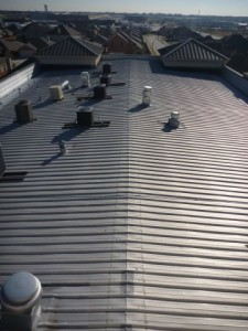 Commercial Roofing Company Arlington, TX