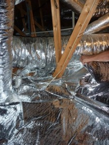 Radiant Barrier Insulation