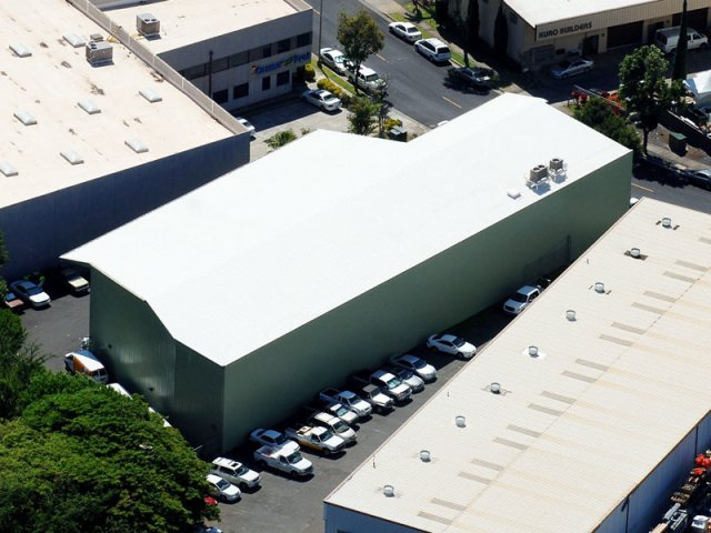 MEIS Commercial Roofing
